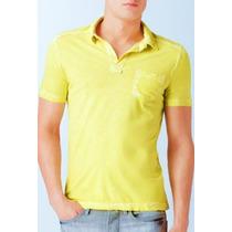 Camisa Polo Ck One Calvin Klein Jeans Import Usafrete Pac Gr