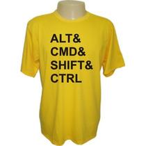 Camiseta Alt Divertidas Engraçadas Sátiras Banda Rock