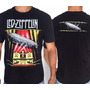 Camiseta De Banda - Led Zeppelin - Mothership