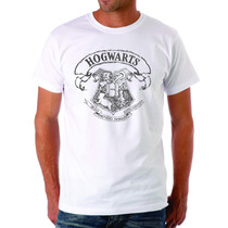 Camisa / Baby Look Harry Potter Hogwarts