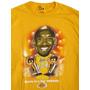 Camiseta Lakers, Kobe Bryant Big Head, Nova 100% Original