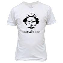 Camiseta Seu Madruga Turma Do Chaves