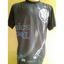 Camiseta Dj Toca Disco Technics Mk5 G