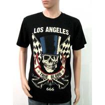 Camiseta True Blood Xl Gg Kuston Kulture Old School Lowrider