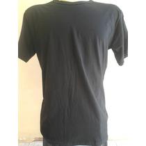 Lote 10 Camisas Malha Algodão Lisa Fio 30 - Frete Gratis