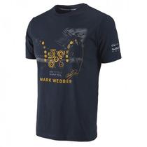 Nova Camiseta Red Bull Racing F1 Team - Mark Webber 2013 - G