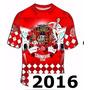 Camiseta - Salgueiro 2016 - Enredo Carnaval 2016
