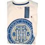 Autentica Tommy Hilfiger Camiseta Silkscreen P/ent G