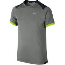 Camiseta Regata Infantil Menino Macho Miler Ss Crew Nike