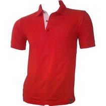 Atacado 30 Camisa Pólo Algodão R$ 570,00 Apenasr$ 19,00 Cada