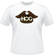 Camiseta Camisa De Moto Harley Davidson Motor Cycles