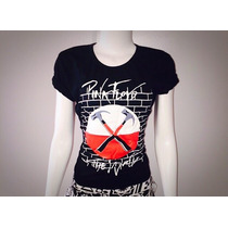 Camiseta Pink Floyd Feminina