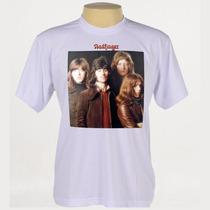 Camiseta Rock - Badfinger, Beatles, Rolling Stones