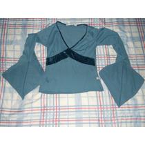 Blusa Feminina Clock House - Azul - De Shopping !!!