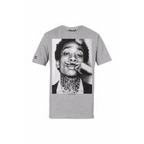 Camiseta Masculina Wiz Khalifa Swag Streetwear Estampa 3d