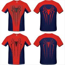 Camisetas Homem Aranha - Amazing Spiderman - Spider Man