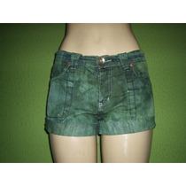 Shorts Jeans Tye Die Tamanho 44