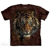 Camiseta Tiger Prowl Infantil/feminina - The Mountain