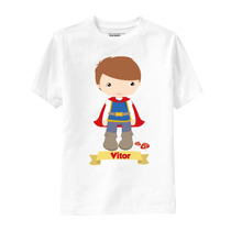 Camiseta Príncipe Phillip - Branca De Neve
