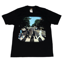 Camiseta De Banda - The Beatles - Abbey Road