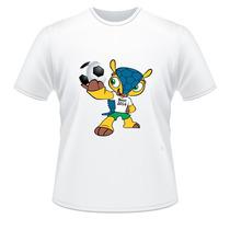 Camiseta Tatu Bola Copa Do Brasil Camisa