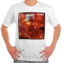 Camiseta Rock - Traffic, Camel, Jefferson Airplane