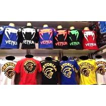 Camiseta Camisa Luta Mma Venum Pretorian