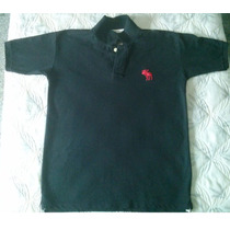 Camisas Polo Abercrombie & Fitch Tamanho M