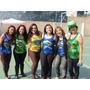 Blusa Paete Do Brasil Da Copa Do Mundo 2014