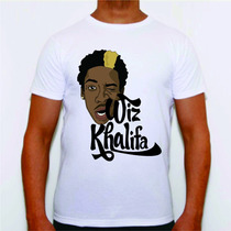 Camiseta 4:20 Swag Hemp Wiz Khalifa Dope Marijuana 2pac Plt