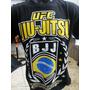Camiseta Camisa Mma Ufc Jiu Jitsu Bjj