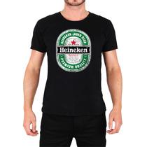 Camisa Heineken Beer