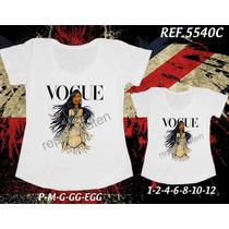 Camisetas Tal Mãe Tal Filha Princesas Pocahontas