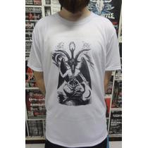 Camiseta Baphomet - Eliphas Levi Del - (ler Descrição)