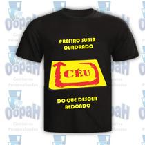 Camisetas Personalizadas Evangelicas Promoção Frete Grátis