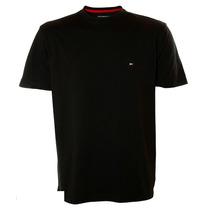 Camiseta Masculina Tommy Hilfiger Basic Black