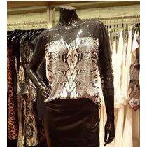 Blusa Tule Luxo Camisa Tule Transparente Moda Bloqueira 2014