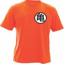 Camisa Infantil Dragon Ball Z - Goku