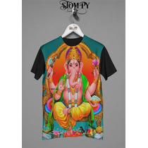 Stompy Camisetas - Ganesha (masculina E Feminina)