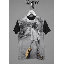 Stompy Camisetas - Bob Marley (masculina E Feminina)