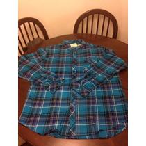 Camisa Aeropostale Tam: Xxl (ggg) Azul