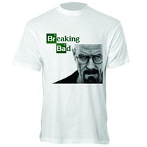 Camiseta Breaking Bad - Camisa Heisenberg, Walter