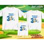 Kit Camisetas Hora De Aventura Personalizadas Tema Festa