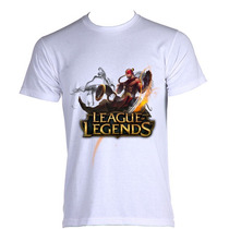 Camiseta Adulto League Of Legends Lee Sin Lol
