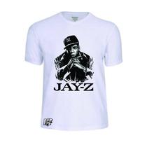 Camisas Jay-z Rap Rapper Banda Cantor Baby Look Camisetas