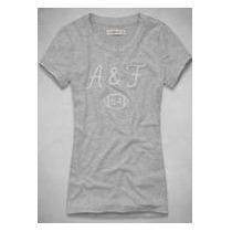 Camisetas Abercrombie & Fitch Feminina - Frete Grátis!