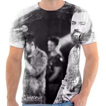 Camiseta Do Jorge E Mateus,sertanejo,estampada 1