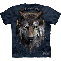 Camiseta Dj Fen/ Lobo Dj - The Mountain