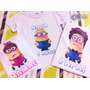 Kit Camisetas Para Festa Infantil Personalizadas