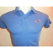 Camisetas Polo Hollister Masculina 100% Original Em Pequeno